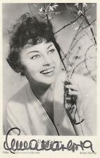 ELMA KARLOWA - original signierte RÜDEL Autogrammkarte AK