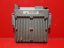 RENAULT CLIO 1.2i SAFIR 1 CALCULATEUR MOTEUR ECU REF 7700101909 7700868295