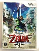 USED Wii The Legend of Zelda: Skyward Sword 19341 JAPAN IMPORT