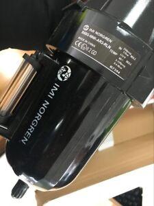 Norgren Filter Regulator 250psi B68G-NNK-AR3-RLN - NEW