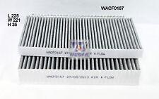 WESFIL CABIN FILTER FOR Nissan Elgrand 3.5L V6 2002-2010 WACF0167