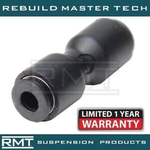 Buick Commercial Chassis 1991-1996 Suspension Air Hose Repair STRAIGHT Connector