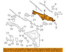 AUDI OEM 08-16 A5 Quattro-Windshield Wiper Motor Transmission 8T1955023E