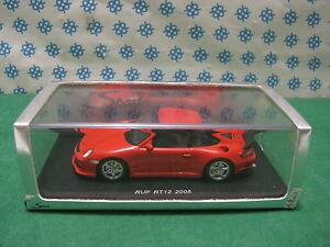 Porsche 911 / Ruf Rt 12 2005 - 1/43 Spark