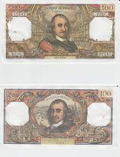 Gertbrolen 100 FRANCS CORNEILLE du 3-5-1973 Z.720 Billet N° 1799857141
