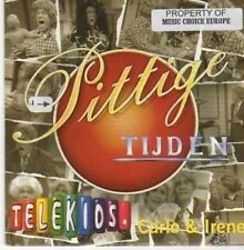 (BG637) Carlo & Irene, Pittige Tijden - 1997 CD