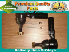 2 OUTER TIE ROD END SET FOR BUICK RIVIERA 97-99 CADILLAC DEVILLE 97-05