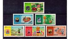 Emiratos Árabes Sello sobre sello año 1970 (BK-554)
