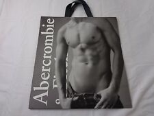 Vintage Abercrombie and Fitch carrier/gift bag