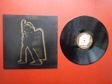 VINYL LP RECORD: T REX: ELECTRIC WARRIOR. CUBE / HIFLY 6. 1971.