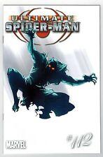 ULTIMATE SPIDER-MAN #112 STUART IMMONEN GOBLIN WHITE COVER VARIANT - 1/100
