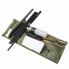 10pcs/set Airsoft Hunting Shortgun Cleaning Kit Fit For .22 22LR .223 556 Rifle