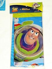 """~TOY STORY  BUZZ  ~1- PLASTIC TABLE COVER 42"""" X 80"""" APPROX.  -- PARTY SUPPLIES"""