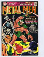 Metal Men #27 DC Pub 1967