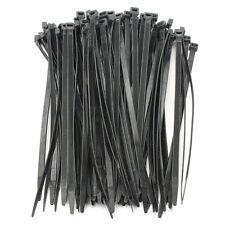 100PCS Strong Cable Ties / Tie Wraps Zip Ties Color:Black Size:4.8*300mm L3 C7P2