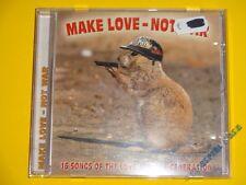 *CD* Various Artists - Make Love - Not War * FALCON *