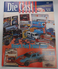 Die Cast Digest Magazine Richard Petty Tribute Issue June 1992 Vol 2 No 8