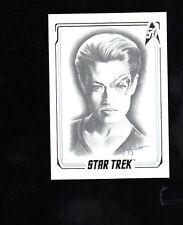 Star Trek 50th Anniversary Seven of Nine A40 Artifex card