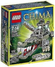 Lego Legends of Chima Crocodile Legend Beast 70126