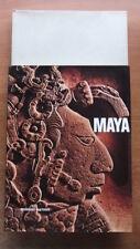 MAYA - PIERRE IVANOFF - HISTOIRE - ANTIQUITE - CIVILISATION PRECOLOMBIENE