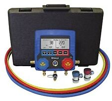 Mastercool 99872 A 72 Digital Manifold Set With Vechicle Specific Data New