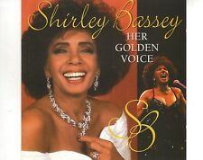 CD SHIRLEY BASSEYthe golden voiceEX- (A2882)