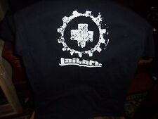 OFFICIAL SPAIN LAIBACH T-SHIRT M-SIZE