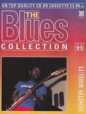 The Blues Collection magazine Vol 44 Luther Allison