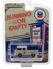 Greenlight 1/64 Running on Empty Series 2 Chevron 1964 VW Double Cab Pickup