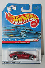 hot wheels 1/64  dodge charger r/t