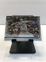 2019 Topps Update All Star Walker Buehler Clayton Kershaw & Huyn-Jin Ryu Dodgers