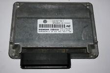 VW Touareg Automatic transfert Box Control Unit 5wk22076 0ad 927 755 T