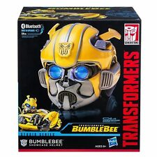 TRANSFORMERS MV6 STUDIO SERIES MOVIE BUMBLEBEE SHOWCASE HELMET 2018