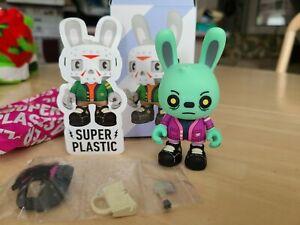 Superplastic Janky Series 3 Guggimon1/96 ZombieJason Crystal Lake