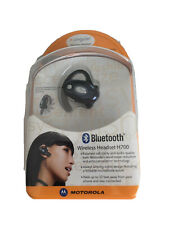 Cingular Motorola H700 New Blutooth Wireless Black Headset