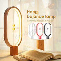 Heng Balance LED Lampe De Table Veilleuse Nuit Intérieur Lumière Ampoules Noël