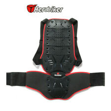 Motorcycle Motocross Back Protector Spine Guard Armor Protective Anti-impact R
