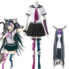 Ibuki Mioda Danganronpa Cosplay Costume Uniform Dangan Ronpa Fancy Dress Outfit