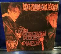 Axe Murder Boyz - The Unforgiving Forest CD Sampler RARE insane clown posse AMB