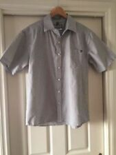 Quiksilver Cotton Blend Short Sleeve Casual Shirts for Men