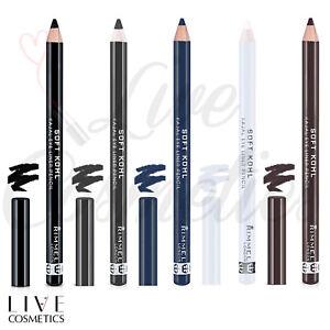 Rimmel Soft Kohl Kajal Professional Eyeliner Pencil **Choose Your Shade**