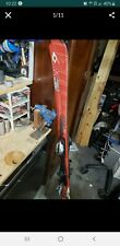 New listing Volkl Unlimited Ac20 Skis 177cm w/ Marker iPt Motion 12.0 Integrated Bindings