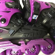 Flying Eagle F4 Raven Skates Purple 6.5 (39) --