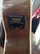 tanglewood nashville v tn5 sfce electro acoustic guitar with hard case