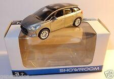 NOREV 3 INCHES 1/64 CITROEN DS5 GRIS CLAIR METAL IN BOX