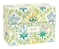 VA William Morris Recipe Box