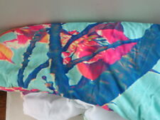 DENY Designs Shannon Clark Summer Bloom Duvet Cover, Twin