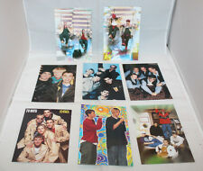 Backstreet Boys Productions Postcards BSB Pyramid Set of 68 Lots 1997 Vintage