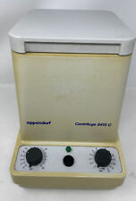 Eppendorf Centrifuge 5415C With 5415 18 Place Rotor