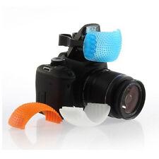 1 Set Pop-Up Flash Diffuser Cover for Canon Nikon Pentax Kodak DSLR SLR Camera